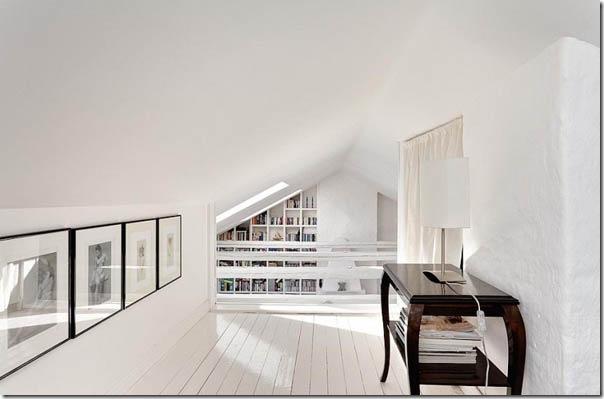 case e interni - casa svedese - Stoccolma - bianco (8)