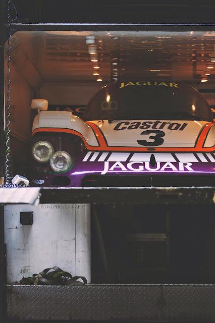 Rapace Meccanico: Jaguar XJR-9