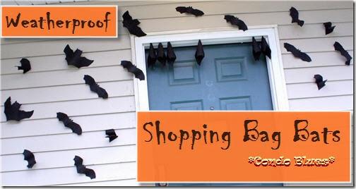 Flying Bat Decorations