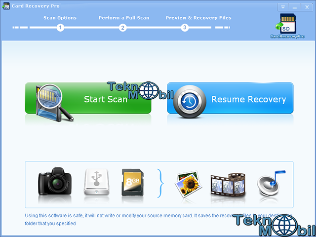 Card Recovery Pro v2.5.5