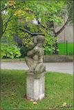 Skulptur Syringenweg
