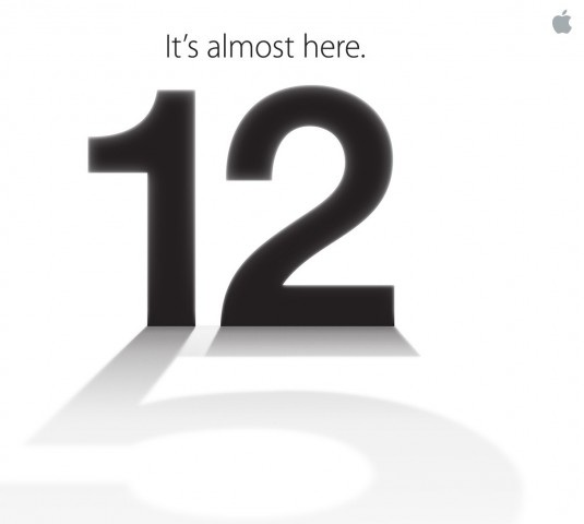 The Apple event 12 september