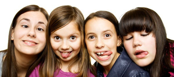 kids-making-faces