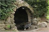 Malmö - kleine Grotte im Slottsparken