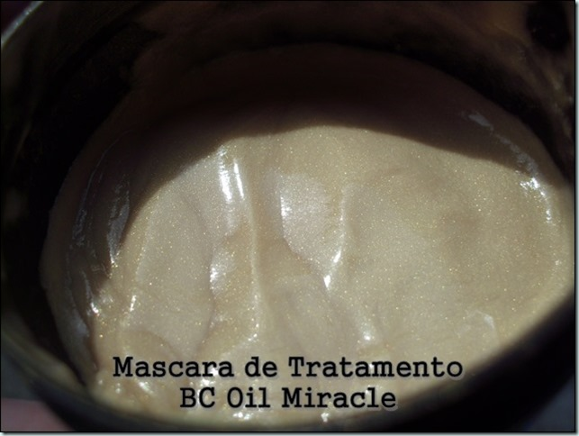 Mascara Bonacure oil miracle