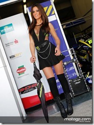 Paddock Girls Gran Premio bwin de Espana  29 April  2012 Jerez  Spain (14)