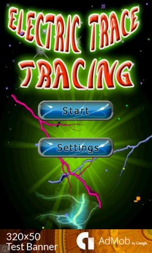 【免費解謎App】Electric Trace Tracing-APP點子
