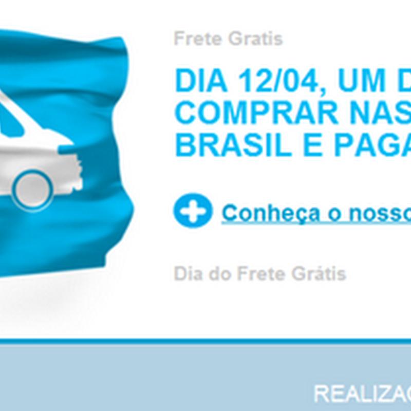 298054058 Promoção 'Dia do Frete Grátis' no Brasil: Lojas online realizam a ação no  dia 12/04.
