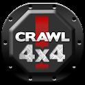 Crawl 4×4 Pro logo