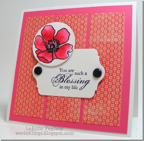 LeAnne Pugliese WeeInklings Blessings from Heaven Stampin Up