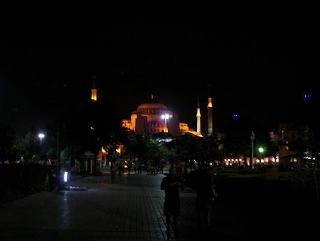 Sfanta Sofia noaptea