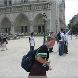 Björn vor Notre Dame