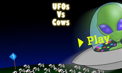 UFOs attack