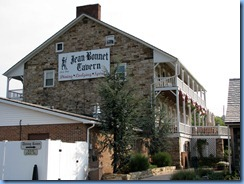 3324 Pennsylvania - Wolfsburg, PA - Lincoln Highway (US-30) - 1762 Jean Bonnet Tavern