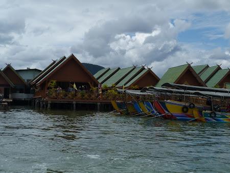Sat pescaresc Thailanda