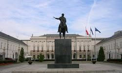 Palacio Presidencial de Polonia