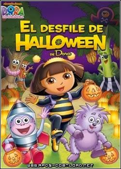 Dora a Aventureira – O Desfile de Halloween – Todas as Temporadas – Dublado