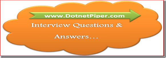 Dotnetpiper_Interview