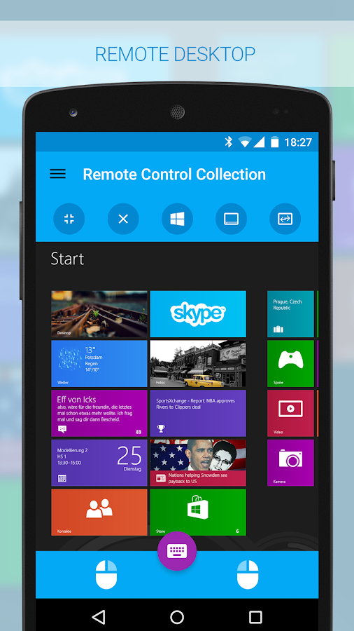 Remote Control Collection - screenshot