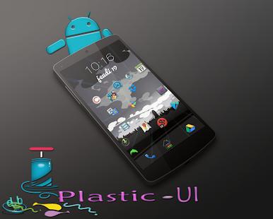 Plastic UI