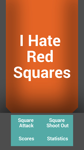 I Hate Red Squares