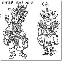 Dibujos Y Clipart Fiestas Patrias De Chile