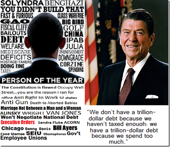 Person of the year Reagan