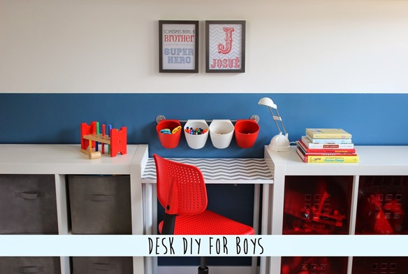 desk for boys