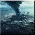 Tornado live wallpapers icon