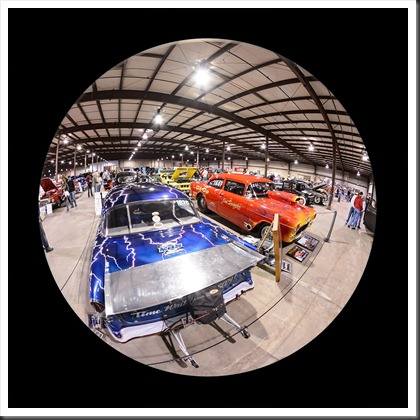 East Coast Indoor Nationals Car Show