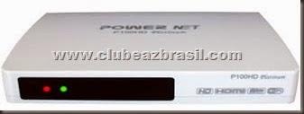 MEGABOX PLATINUM P100 HD