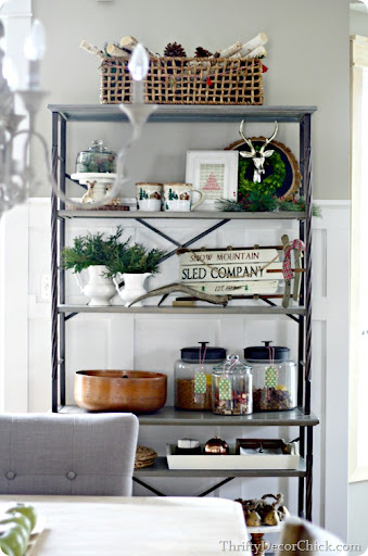 Incroyable Kitchen Shelves Decorating