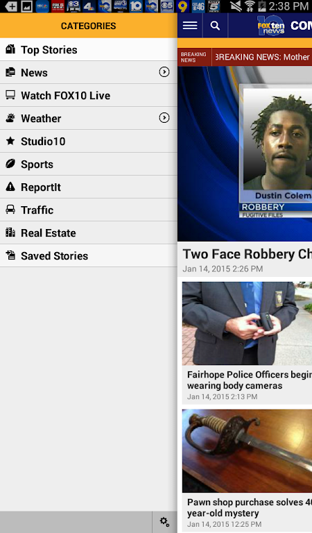 Download FOX10 News Mobile Alabama WALA APK latest version