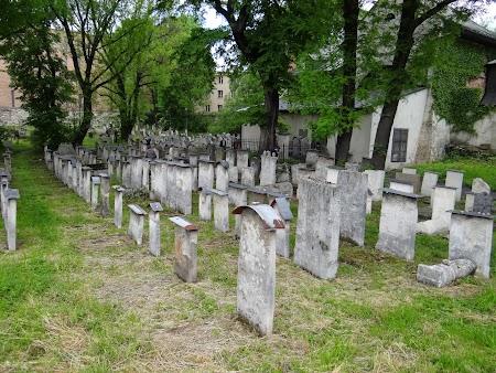 17. Cimitir evreiesc - Cracovia.JPG