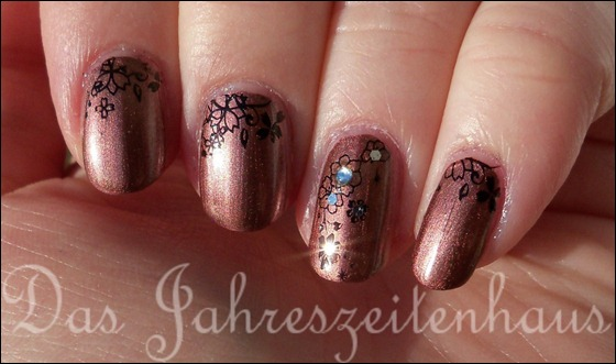 China Glaze Delight Stamping