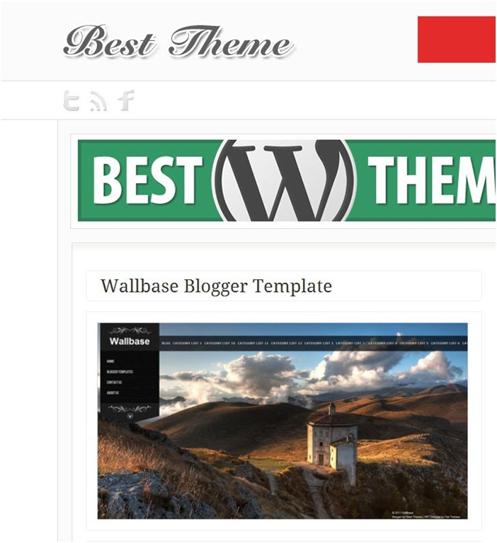 wallbase per blogger