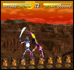 Killer Instinct - SNES -super-nintendo