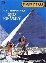 P00021 - Papyrus #21