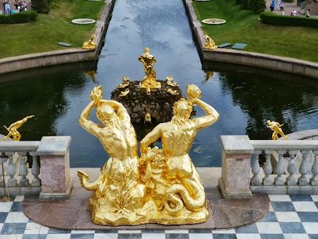 Obiective turistice Rusia: Parcul Palatului