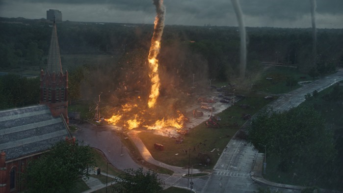 Into The Storm Review | The Movie Bit