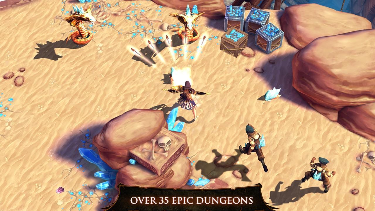 Dungeon Hunter 4 screenshot #7