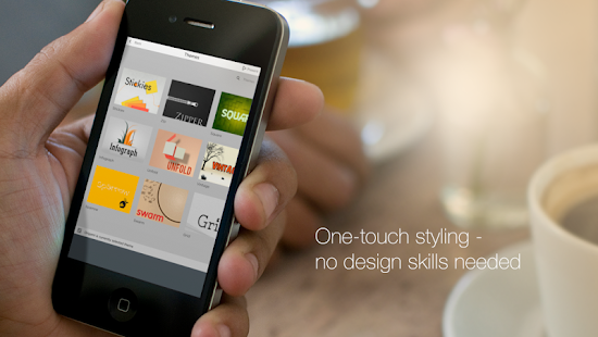 deck one-touch presentations- screenshot thumbnail