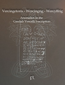 Anomalies in the Gaulish Vercelli Inscription Cover
