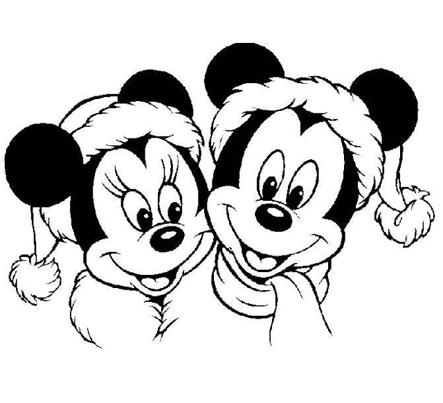 Mickey Mouse Pintar Y Colorear A Mickey Mouse