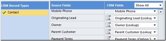 Leon's CRM Musings: Changing the Lookup Reference When Importing