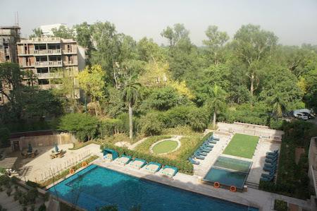 Imagini India: Hotel Sheraton Delhi