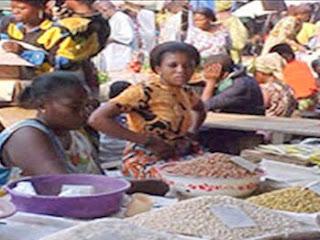Engouement au marché central de Kinshasa, www.congoforum.be