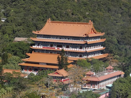Manastirea Po Lin Lantau