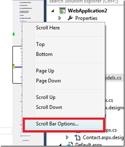 ScrollBarOptions