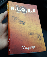 10 Alone Author's Copy by Vikrmn (CA Vikram Verma)